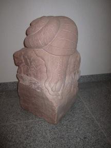 Schnecken Sandstein
